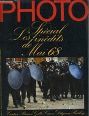 Photo N° 128 - Special Les Inedits De Mai 68 - Cartier-Bresson - Gilles Caron - Barbey, Habans, Dityvon, Piquemal... - Couverture - Format classique