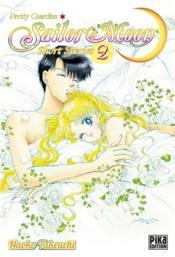 Sailor Moon ; pretty gardian - short stories T.2 - Couverture - Format classique