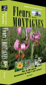 Fleurs de nos montagnes - Couverture - Format classique