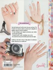 Nail art - 4ème de couverture - Format classique