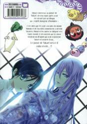 The demon prince & Momochi T.5 - 4ème de couverture - Format classique
