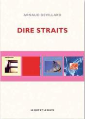 Dire Straits - Couverture - Format classique
