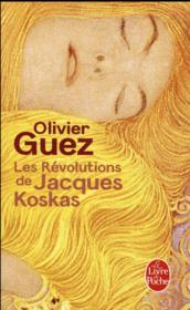Les révolutions de Jacques Koskas - Couverture - Format classique
