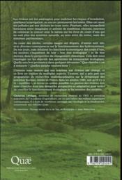Quelles rivières pour demain ? ; réflexions sur l'écologie et la restauration des cours d'eau - 4ème de couverture - Format classique