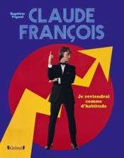 Claude François - Couverture - Format classique