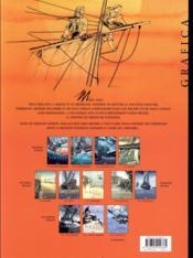 Les pirates de Barataria T.11 ; Sainte-Hélène - 4ème de couverture - Format classique