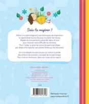 Respire ! la sophrologie adaptée aux enfants - 4ème de couverture - Format classique