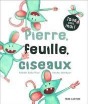 Pierre, feuille, ciseaux - Couverture - Format classique
