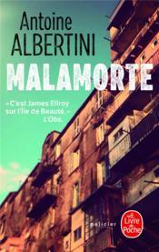 Malamorte - Couverture - Format classique