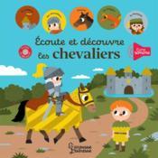 Écoute et découvre les chevaliers - Couverture - Format classique