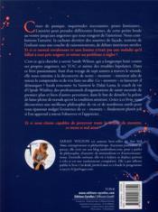 Joli monstre ; un voyage fascinant à travers l'anxiété - 4ème de couverture - Format classique