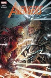 Avengers N.6 - Couverture - Format classique