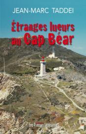 Étranges lueurs au Cap Béar - Couverture - Format classique