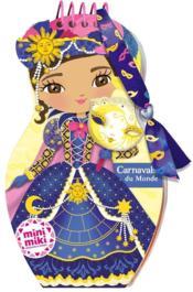 Carnavals du monde - Couverture - Format classique