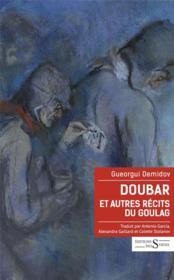 Doubar et autres récits du goulag - Couverture - Format classique