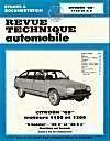 Rta 389.2 citroen gs 1130 et gsx 3 (1977/1981) - Couverture - Format classique