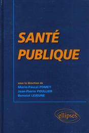 Sante Publique - Intérieur - Format classique