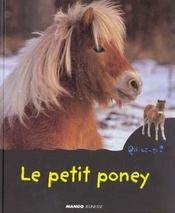 Le Petit Poney - Intérieur - Format classique