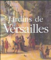 Jardins de Versailles - Couverture - Format classique