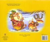 Le Noel de Cabrou - 4ème de couverture - Format classique