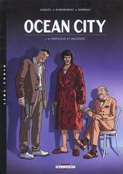 Ocean city t.1 ; torticolis et deltoïdes - Intérieur - Format classique