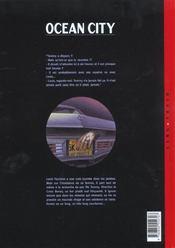 Ocean city t.1 ; torticolis et deltoïdes - 4ème de couverture - Format classique