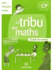 CP ; guide du maître (édition 2009) - Couverture - Format classique