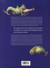 Monstres marins - 4ème de couverture - Format classique