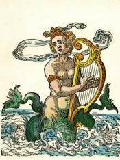 Monstres marins - Couverture - Format classique
