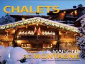 Chalets et maisons de montagne - Couverture - Format classique