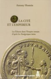 La cité et l'empereur - Couverture - Format classique