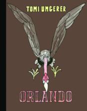 Orlando - Couverture - Format classique