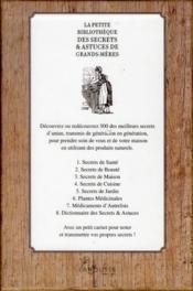 telecharger La petite bibliotheque des secrets et astuces de grands-meres livre PDF en ligne gratuit