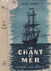 Le chant de mer - Couverture - Format classique