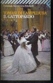 Il Gattopardo - Couverture - Format classique