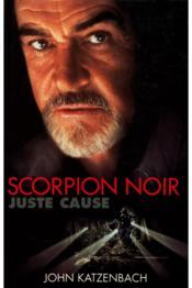 Scorpion noir - Couverture - Format classique