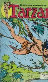 Tarzan Geant - N°58 - Couverture - Format classique