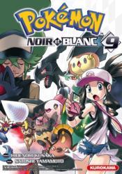 Pokémon - noir et blanc T.9 - Couverture - Format classique