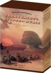 Terre Sainte ; Egypte et Nubie - Couverture - Format classique