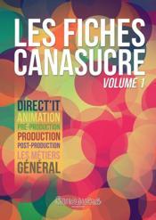 Les fiches canasucre t.1 - Couverture - Format classique