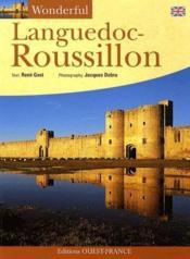 Le Languedoc-Roussillon - Couverture - Format classique
