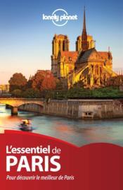 L'essentiel de Paris - Couverture - Format classique