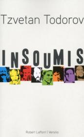 Insoumis - Couverture - Format classique