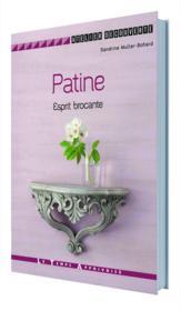 Patine ; esprit brocante - Couverture - Format classique