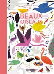 Beaux oiseaux - Couverture - Format classique
