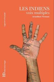 Les Indiens, voix multiples - Couverture - Format classique