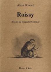 Roissy - Couverture - Format classique
