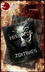 Histoires de zombies - Couverture - Format classique