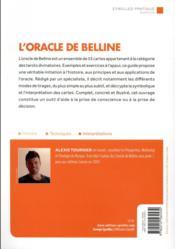 L'oracle de Belline; une initiation pratique à l'histoire et aux techniques pour gagner en lucidité et prendre les bonnes décisions - 4ème de couverture - Format classique
