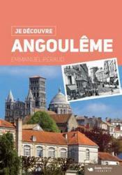 Je découvre ; Angoulême - Couverture - Format classique